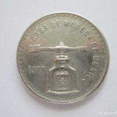 Monete antiche di America: MEXICO * 1 ONZA TROY DE PLATA PURA * 1979. Lote 275148823
