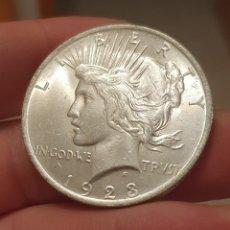 Monedas antiguas de América: ONE DOLLAR 1923 EBC BRILLO ORIGINAL. Lote 275341548