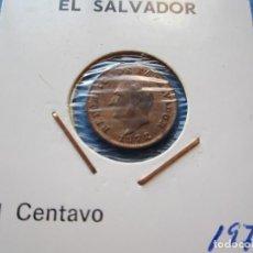 Monedas antiguas de América: MONEDA DE EL SALVADOR DE 1 CENTAVO DE 1972 SC- ESCASA. Lote 276091483