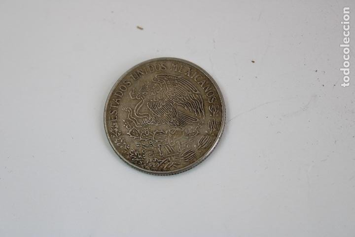 Monedas antiguas de América: México 1 peso, 1975 - Foto 2 - 276108123