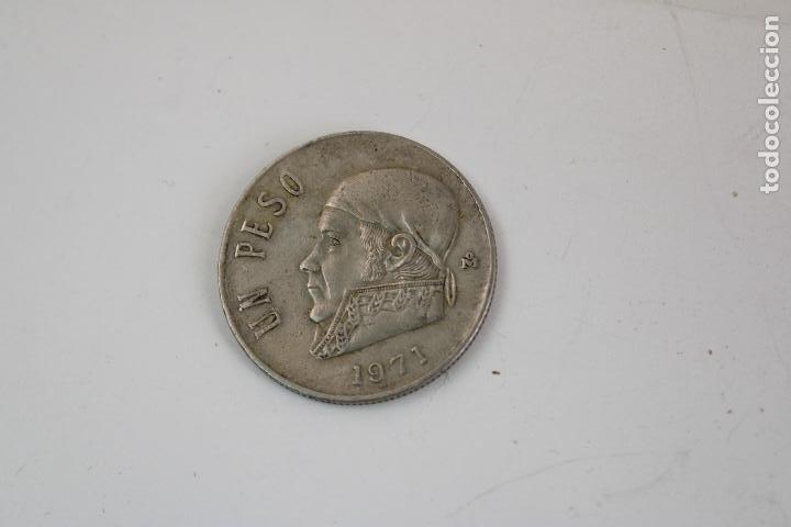 MÉXICO 1 PESO, 1975 (Numismática - Extranjeras - América)