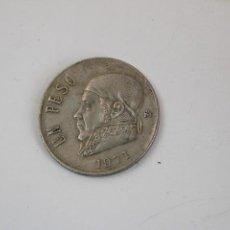 Monedas antiguas de América: MÉXICO 1 PESO, 1975. Lote 276108123