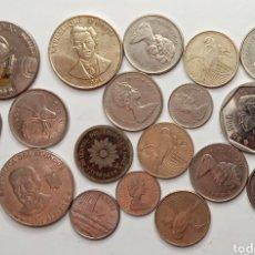 Monedas antiguas de América: LOTE DE MONEDAS PAISES AMERICANOS. Lote 276395318
