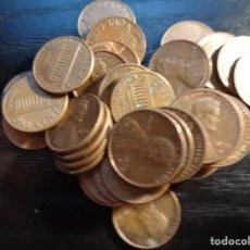 Monedas antiguas de América: LOTE 41 MONEDAS EEUU DÉCADA 1970 / 79. Lote 276614383