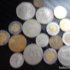Monedas antiguas de América: LOTE 17 MONEDAS MÉJICO. Lote 276675913