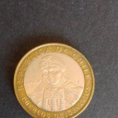 Monedas antiguas de América: CHILE. 100 PESOS DE 2013.. Lote 277112143