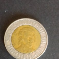 Monedas antiguas de América: ECUADOR. 1000 SUCRES DE 1996.. Lote 277112318