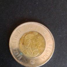 Monedas antiguas de América: CANADÁ. 2 DÓLARES DE 2009.. Lote 277112488