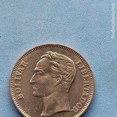 Monedas antiguas de América: VENEZUELA. 2 BOLÍVARES. AÑO 1967. SIN CIRCULAR. Lote 277133403