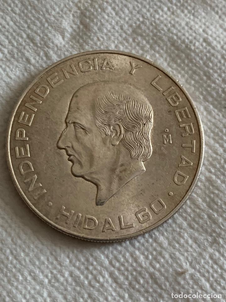 10 PESOS. MEXICO. 1956. SIN CIRCULAR. HIDALGO (Numismática - Extranjeras - América)