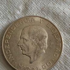 Monedas antiguas de América: 10 PESOS. MEXICO. 1956. SIN CIRCULAR. HIDALGO. Lote 277475358