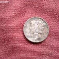 Monete antiche di America: ESTADOS UNIDOS. DIME DE PLATA DE 1941. Lote 278418433