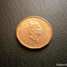 Monete antiche di America: CANADA 1 CENT 1992. Lote 279436088
