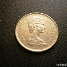 Monete antiche di America: CANADA 25 CENTS 1968 NIQUEL. Lote 279439723