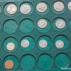 Monedas antiguas de América: LOTE DE 17 MONEDAS DE CANADA. Lote 280859158