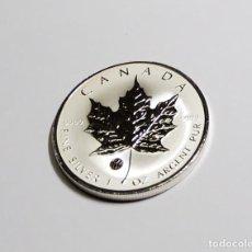 Monedas antiguas de América: 5 DOLARES DE PLATA DE CANADA DEL AÑO 2008.1 ONZA DE PLATA DE LEY 9999.PROOF. Lote 284143473