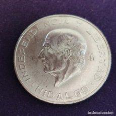 Monedas antiguas de América: MONEDA DE MEXICO MEJICO. 1956. HIDALGO. 10 PESOS. PLATA 900. SIN CIRCULAR. 28,88GR.. Lote 287314588