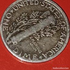 Monedas antiguas de América: ANTIGUA 1941 RARA MONEDA DE PLATA ESTADOS UNIDOS. Lote 288343488