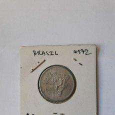 Monedas antiguas de América: BRASIL 10 CRUZEIROS 1965 KM#572. Lote 289367718