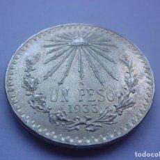 Monedas antiguas de América: 26SCC14 MEXICO 1 PESO DE PLATA 1933. Lote 289519533