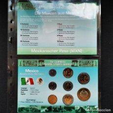 Monedas antiguas de América: ⚜️ A2316. MÉXICO. SERIE SIN CIRCULAR FECHAS MIXTAS. Lote 289821678