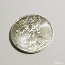 Monedas antiguas de América: 1 DOLAR DE PLATA DE ESTADOS UNIDOS DEL AÑO 2013.1 ONZA DE PLATA DE LEY 9999.SIN CIRCULAR. Lote 290704928