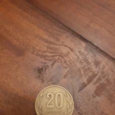 Monedas antiguas de América: 10 PESOS COLOMBIA 1975. MUDEO DEL LORO.. Lote 293294503