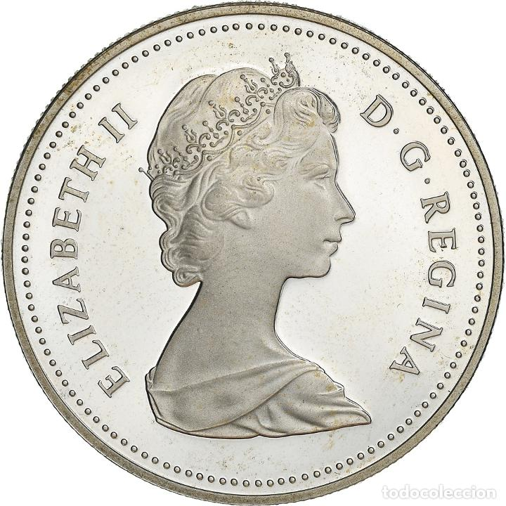 [#950547] MONEDA, CANADÁ, ELIZABETH II, DOLLAR, 1984, ROYAL CANADIAN MINT, OTTAWA, BE (Numismática - Extranjeras - América)