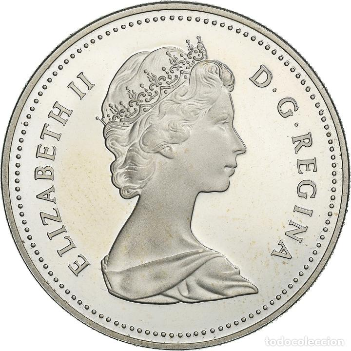 [#950544] MONEDA, CANADÁ, ELIZABETH II, DOLLAR, 1983, ROYAL CANADIAN MINT, OTTAWA, BE (Numismática - Extranjeras - América)