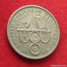 Monedas antiguas de América: CARIBE ORIENTAL 50 CENTS 1965 EAST CARIBBEAN. Lote 293843158