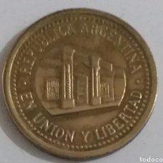 Monedas antiguas de América: ~ MONEDA DE 50 CENTAVOS 2009 REPÚBLICA ARGENTINA ~. Lote 294551558
