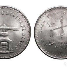 Monedas antiguas de América: MEXICO 1 ONZA PLATA 1980 S/C CASA DE MONEDA DE MEXICO - 1 ONZA TROY PLATA PURA. Lote 295519028