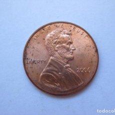 Monedas antiguas de América: MONEDA ESTADOS UNIDOS 1 CENTAVO 2006. Lote 295526783