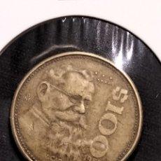 Monedas antiguas de América: ESTADOS UNIDOS MEXICANOS CIEN PESOS 1987. Lote 295536008
