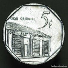 Monedas antiguas de América: 5 CENTAVOS CUBA 2006. Lote 295635883