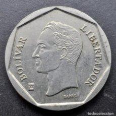 Monedas antiguas de América: VENEZUELA, 100 BOLÍVARES 2001. Lote 295891958