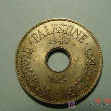 Monedas antiguas de Asia: 3208 PALESTINA PRECIOSA SC-10 MILS AÑO 1940 ESCASA - MAS DE ESTE PAIS EN MI TIENDA - COSAS&CURIOSAS. Lote 19409844