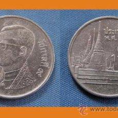 Monedas antiguas de Asia: THAILANDIA / 1 BAHT / TEMPLO DEL BUDA ESMERALDA. Lote 25874953