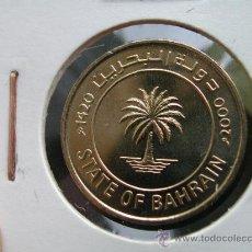 Monedas antiguas de Asia: BAHRAIN BAHREIN 10 FILS 2000, SC. Lote 25351841