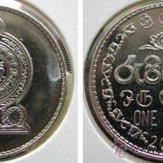 Monedas antiguas de Asia: SRI LANKA 1 RUPIA 2004. Lote 25462130