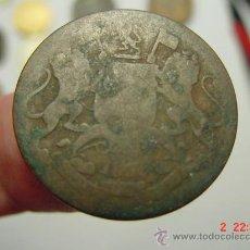 Monedas antiguas de Asia: EAST INDIA COMPANY 1/4 ANNA AÑO 1835 -OCASION !! - PONGO A DIARIO DECENAS EN VENTA A PRECIOS BAJOS. Lote 26514942