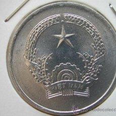 Monedas antiguas de Asia: VIETNAM 1 DONG 1976 - REPÚBLICA SOCIALISTA. Lote 28376357