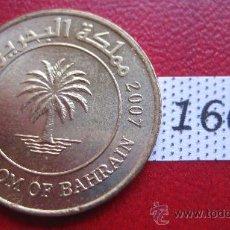 Monedas antiguas de Asia: BAHREIN 10 FILS 2007 . Lote 28233712