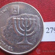 Moedas antigas da Ásia: ISRAEL 100 SHEQALIM 5744 / 1984 TIPO COMUN. Lote 28442546