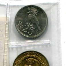 Monedas antiguas de Asia: 6 MONEDAS DIFERENTES DE INDONESIA. SIN CIRCULAR. Lote 30820578