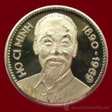 Monedas antiguas de Asia: VIETNAM DEL NORTE . MEDALLA HÔ CHI MINH. Lote 32030644