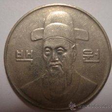 Monedas antiguas de Asia: COREA DEL SUR KOREA DEL SUR MONEDA 100 WON AÑO 1993. Lote 34112817