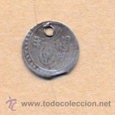 Monedas antiguas de Asia: MONEDA 76 - IMPERIO OTOMANO - PARA - PLATA - SOBRE 1800 - MACUQUINA. Lote 35554545