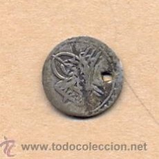Monedas antiguas de Asia: MONEDA 82 - IMPERIO OTOMANO - PARA - PLATA - SOBRE 1800 - MACUQUINA. Lote 35555140