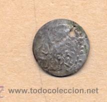 MONEDA 310 - IMPERIO OTOMANO - PARA - PLATA - SOBRE 1800 - MACUQUINA - OTTOMAN EMPIRE - PARA - SIL (Numismática - Extranjeras - Asia)